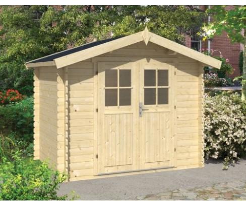 Kerti faház Robert 260x200 - 4m²